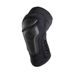 Leatt 3DF 6.0 Knee/Shin Guard, L/XL - Black