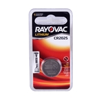 Loctite Rayovac 2025 Battery, Each