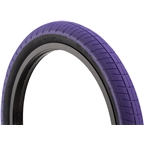 "Salt Plus Sting Tire 20 x 2.3"" 65 PSI Purple Tread/Black Sidewall"