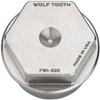 Wolf Tooth Components Flat Wrench Insert 20mm Socket