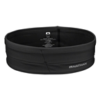 Nathan Hipster Low Profile Stretch Running Belt: Black
