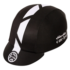 Pace Sportswear One Less Car Coolmax Cap, Black/white - One Size