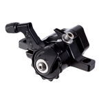 Paul Components Klamper Disc Brake Caliper, Short-pull - Black/Black
