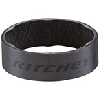 "Ritchey UD-Carbon Headset Spacer Set, 1-1/8"" 2pc (10mm) Matte"