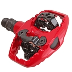 Ritchey Comp Trail Mtn Clipless Pedals, Red
