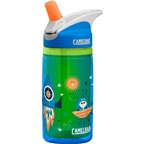 Camelbak Kids Insulated Eddy Bottle .4L - Blue Rockets