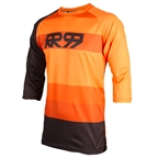 Royal Racing Drift 3/4 Jersey, Amber/black - S