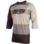 Royal Racing Drift 3/4 Jersey, Stone Grey/black - XL