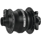 SP (Shutter Precision) PD-8X IS-disc Front T-A Hub, 15x100mm, 32h - Black