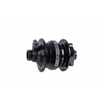 SP (Shutter Precision) PD-8X IS-disc Front T-A Hub, 15x100mm, 28h - Black
