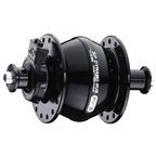 SP (Shutter Precision) PV-8 Front Q/R Hub, 9x100mm, 32h - Black