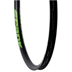 "Spank Spike Race 33 26"" Rim, 32h - Black/green"