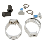SRAM Shifter Bar-clamp Kit, 08-12 Red, '09-13 Force, Rival
