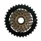 SunRun Freewheel 8sp, 13-34
