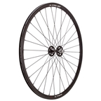 Halo AeroTrack Front Wheel, 32h Black