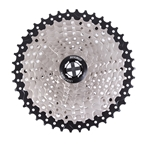 Sporting Goods Silver/black Sunrun 11sp Cassette 11-42t