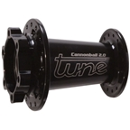 Tune Cannonball 2.0 IS-disc Front Hub, Lefty, 32h - Black