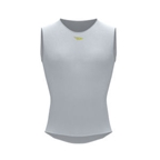 DeFeet UnD Shurt Sleeveless Base Layer, White