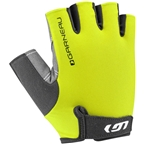 Louis Garneau Calory Men's Glove: Bright Yellow