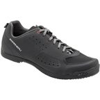 Louis Garneau Urban Men's Cycling Shoe: Black/Asphalt