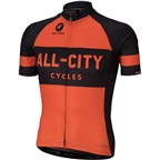All-City Classic Men's Jersey: Orange
