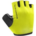Louis Garneau JR Calory Youth Glove: Bright Yellow