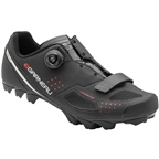 Louis Garneau Granite II Men's Cycling Shoe: Black