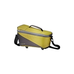 Racktime Talis Trunk Bag - Lime Green/Stone Gray