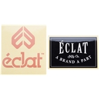 Eclat Window Sticker 250mm x 180mm