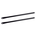 Racktime Straight Mounting Stay 190mm Black