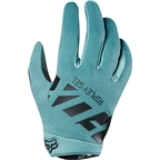 Fox Racing Ripley Gel Women's Full Finger Glove: Pine