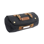Cardiff Kilgetty Roll Bag, Black And Brown