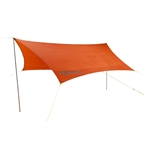Mountainsmith Mountain Shade Tarp, Burnt Ochre