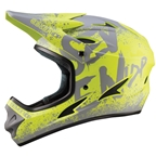 7iDP M-1 Full Face, Gradient Lime/grey - S (54-56cm)