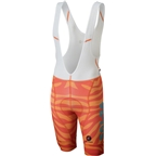 Salsa 2018 Team Kit Men's Bib Short: Orange Zebra