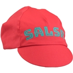Salsa 2018 Team Kit Cycling Cap: Orange One Size