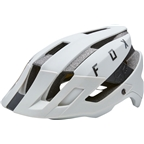 Fox Racing Flux MIPS Helmet: Cloud Gray SM/MD