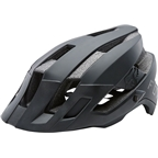 Fox Racing Flux Helmet: Black SM/MD