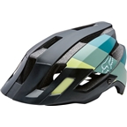 Fox Racing Flux Helmet: Drafter Black SM/MD