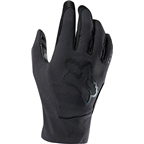 Fox Racing Flexair Men's Full Finger Glove: Black