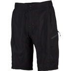 Bellwether Alpine Men's Baggies Cycling Short: Black