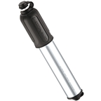 Lezyne HV Drive High Volume Hand Pump Small: Silver