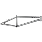 "Cult Pro 21.5"" Race Frame Silver"