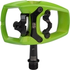 iSSi Flip III Pedal Lime Green