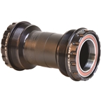Wheels Manufacturing T47 Outboard Bottom Bracket with Angular Contact Bearings for 30mm Spindles, Fits B.B. shells 68mm to 100mm