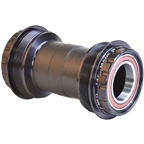 Wheels Manufacturing T47 Outboard Bottom Bracket with Angular Contact Bearings for 24mm (Shimano) Spindles