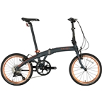 "Dahon Mu D9 20"" Folding Bike Agate"