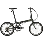"Dahon Speed D8 20"" Folding Bike Charcoal"