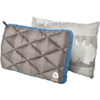 Sierra Designs DriDown 650fill Pillow Blue
