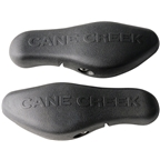 Cane Creek Ergo Control Bar Ends, Pair, Black